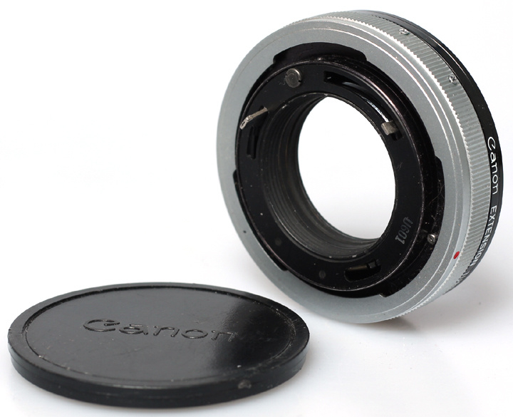 Canon FD tussenring 15mm