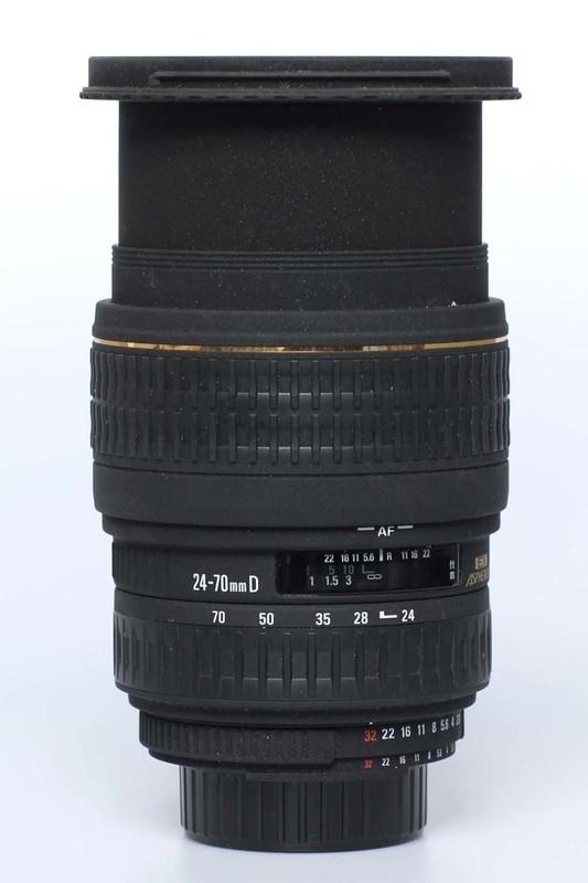 Sigma f2.8 - 24/70mm AF-D EX