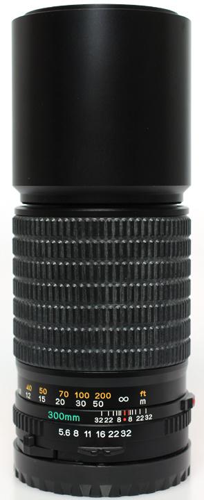 Mamiya 645 300mm f5,6 Sekor C ULD