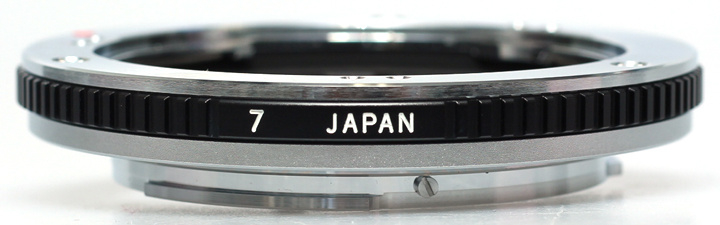 Olympus extension ring 7mm