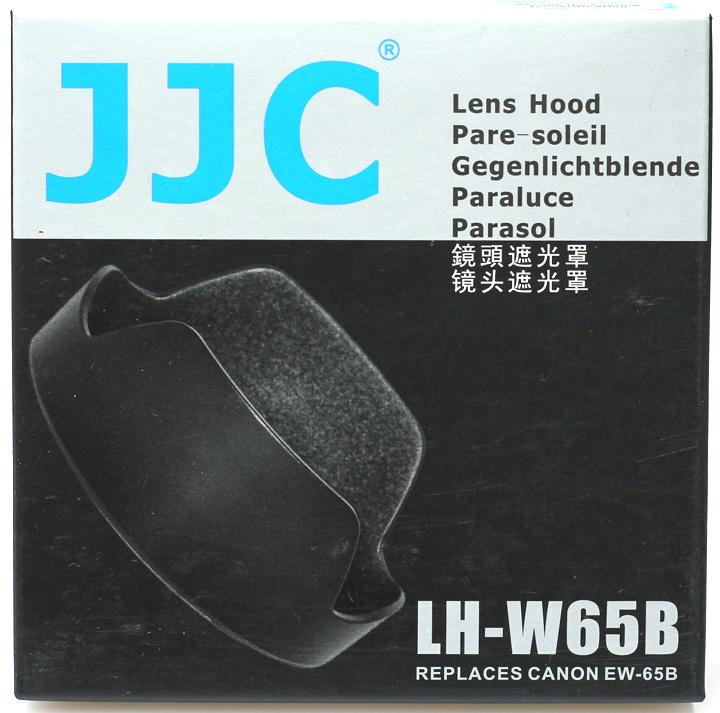 JJC/Canon LH-W65B zonnekap