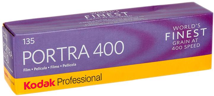 Kodak Portra 400 135/36 vijfpak