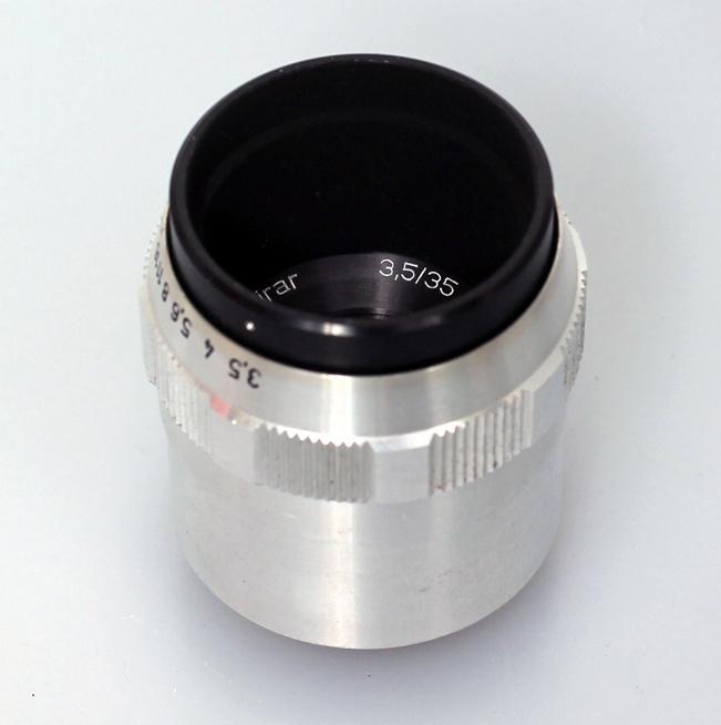 Meopta Mirar 3.5 - 35mm