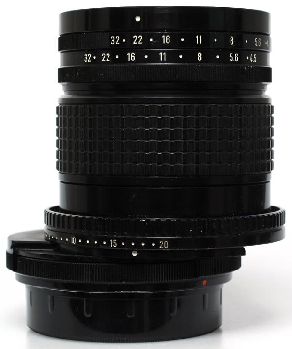 Pentax SMC 67 Shift f4.5 - 75mm