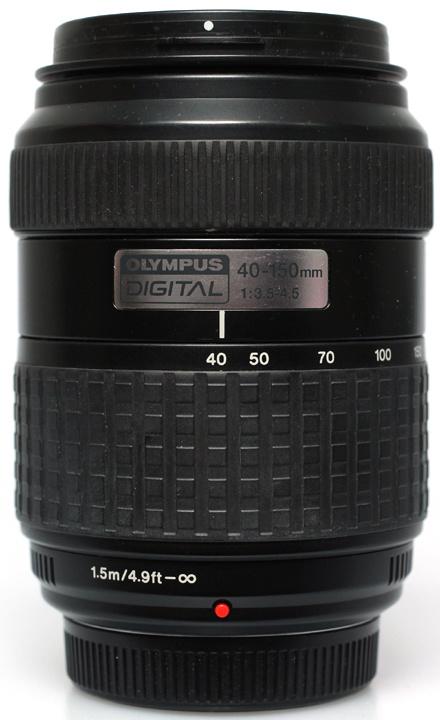Olympus micro 4/3 40-150mm  Zuiko