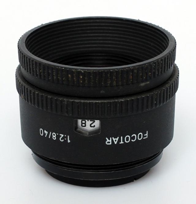 Leitz Focotar 2.8 - 40mm