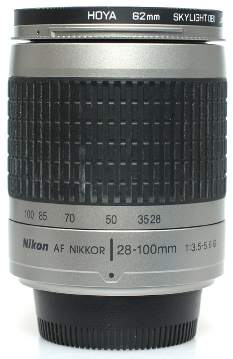 Nikon 28-100 f3,5-5,6 G