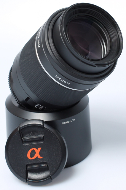 Sony 55-200 DT f 4-5,6