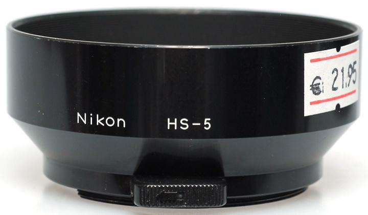Nikon HS-5 zonnekap