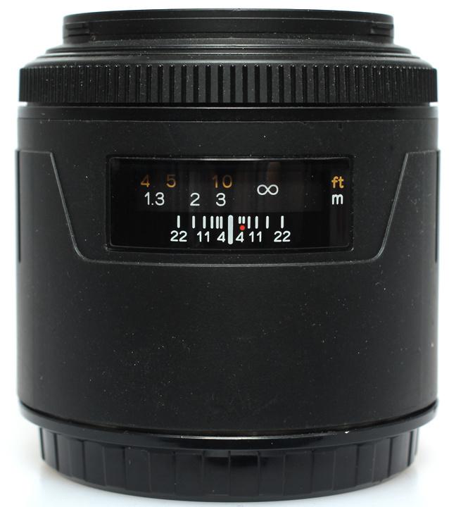 Mamiya 645 AF 55mm f2,8
