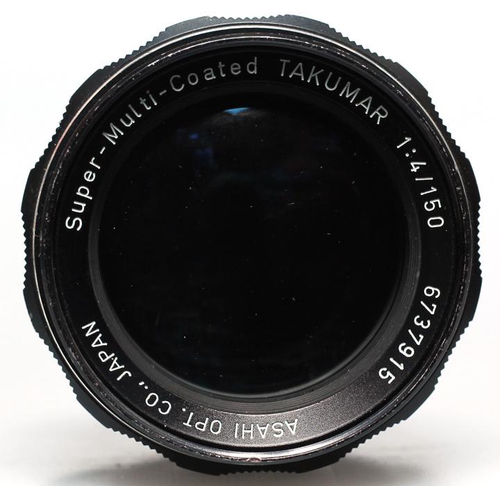 Pentax M42 SMC 150mm f4,0
