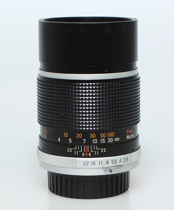 Panagor f2.8 - 135mm (Nikon A)