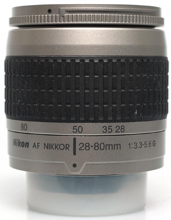 Nikon 28-80 f3,5-5,6 G AF-D