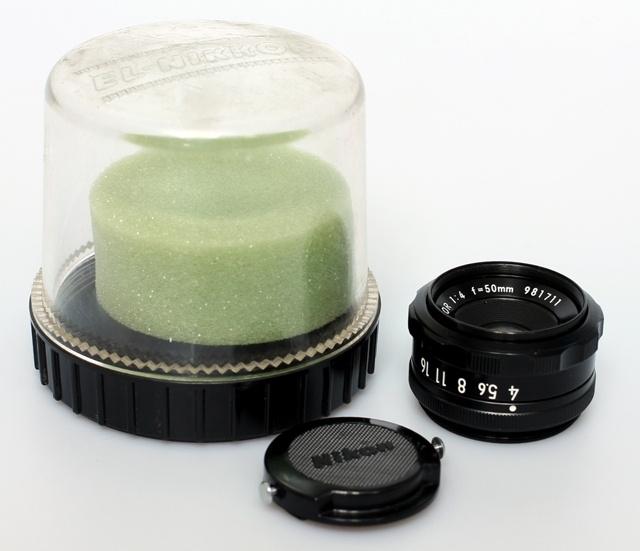 Nikon EL 2.8 - 50mm