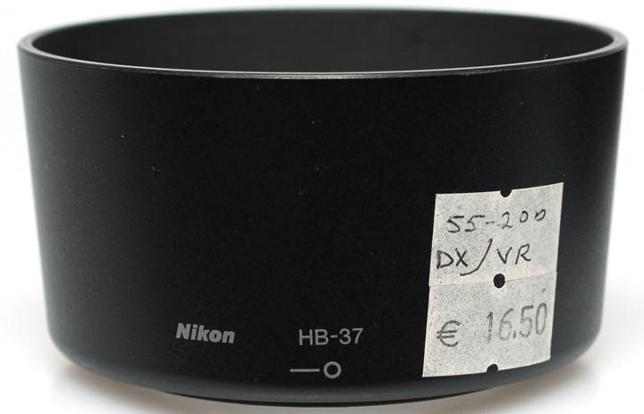 Nikon HB-37 zonnekap