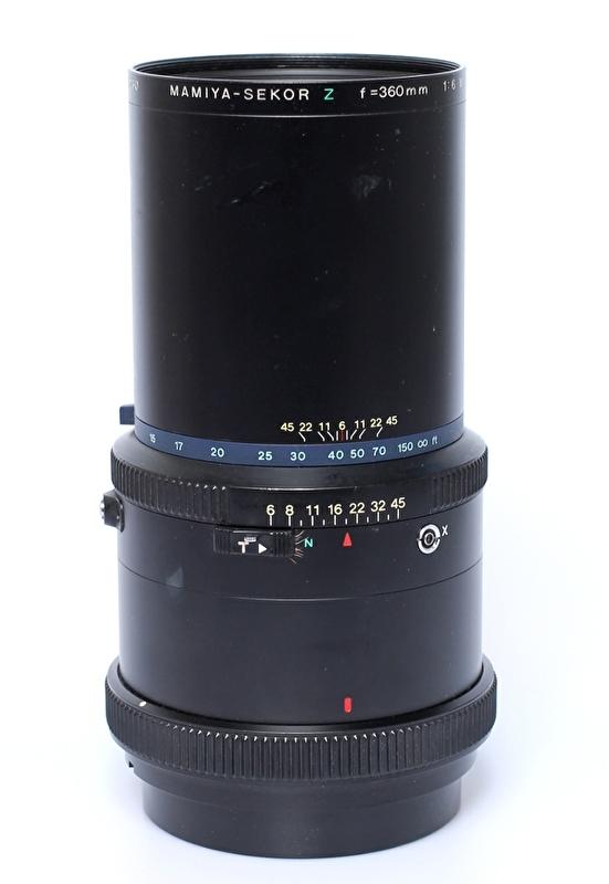 Mamiya Z Sekor 6.0 - 360mm W