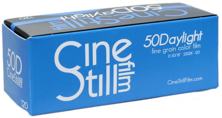 CinéStill 50D 120
