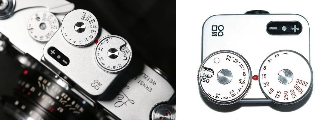 Doomo Light Meter D