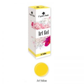 CN Art gel Yellow