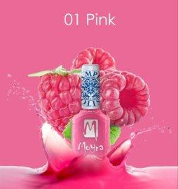 Moyra Stamping Nail Polish sp01 Pink