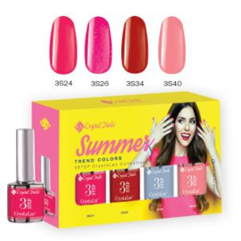 CN 2017 Trend Colors Summer Crystalac kit