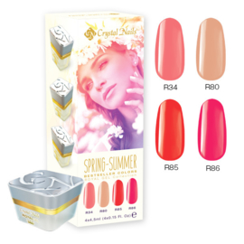 CN 2017 Bestseller Colors Spring-Summer Royal gel kit