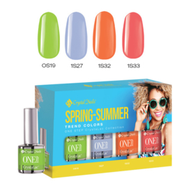 CN 2017 Trend Colors Spring-summer One Step kit