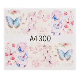 CN Nail Sticker (A1300) autumn