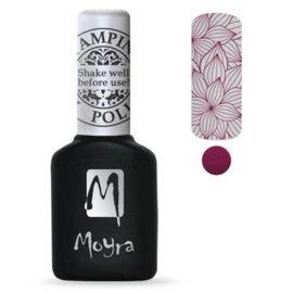Moyra Stamping Gel Polish sgp04 Berry