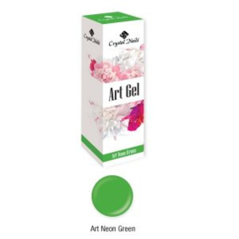 CN Art gel Neon Green
