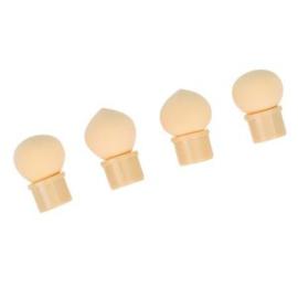 CN Brush head ombre 4 stuks