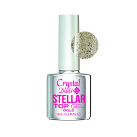 CN Stellar Top Gel Gold 4ml