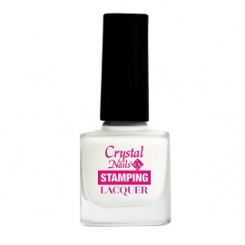CN Stamping Laquer White