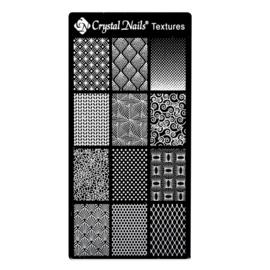 CN Nail Stamp Templates Textures
