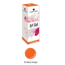 CN Art gel Neon Orange