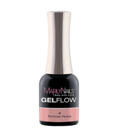 MN Gel Flow Summer Peony  #4  7ml