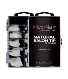 MN Tip Box Naturel  Salon Tip 100st