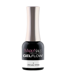 MN Gel Flow Ultimate White #1 7ml