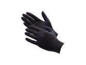 Handschoenen Nitril Zwart Small 100st
