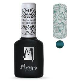 Moyra Stamping Gel Polish sgp08 Green