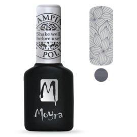 Moyra Stamping Gel Polish sgp02 Grey