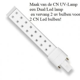 CN Led Bulben voor CN UV lamp