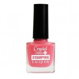 CN Stamping Laquer Pink