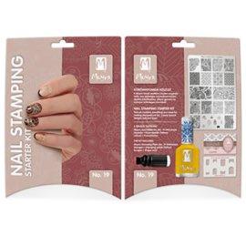 Moyra Stamping Starter Kit 19 Maharaja