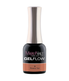 MN Gel Flow Riviera Tan  #5  7ml
