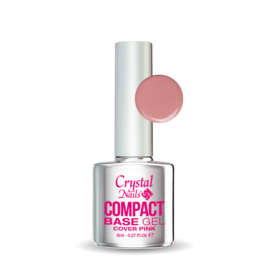 CN Compact Base Gel Cover pink 8ml
