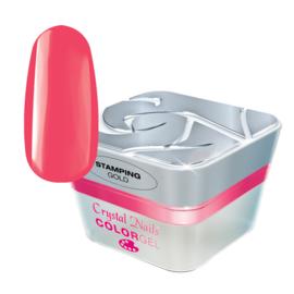 CN Stamping Gel Neon Pink 3,5ml