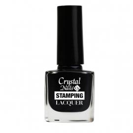 CN Stamping Laquer Black