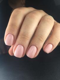 Combi manicure/ E-manicure + versteviging met Rubberbase