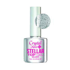 CN Stellar Top Gel Silver 4ml